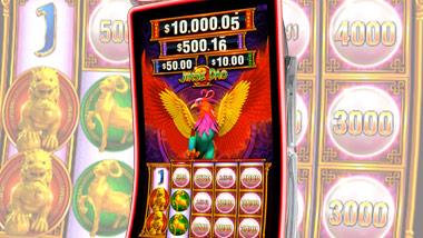 new slot machines JInse Dao Phoenix